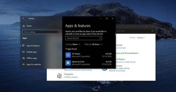 Windows-10-Control-Panel-app