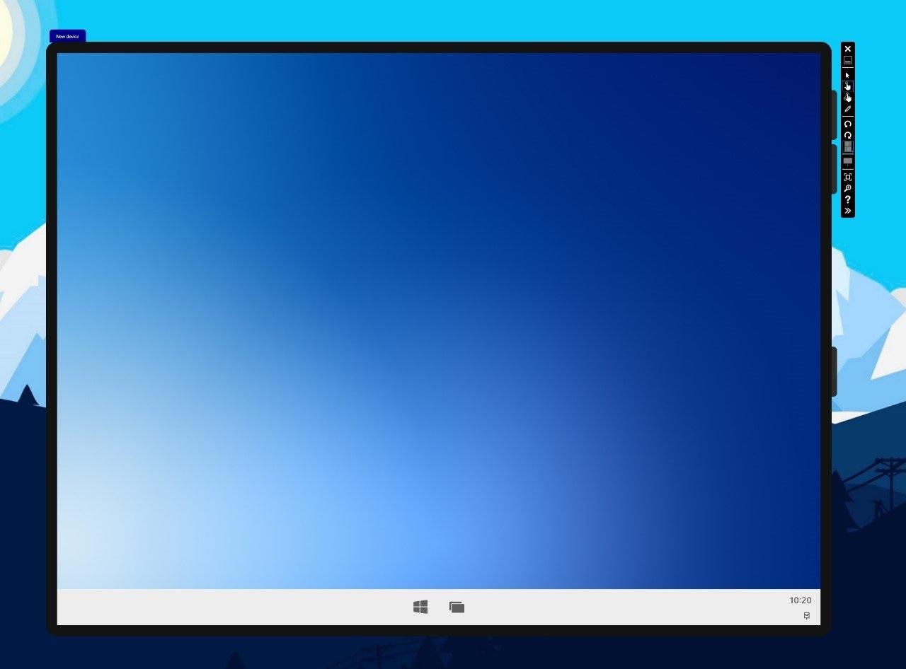 Windows-10X-single-screen