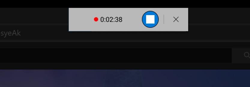 запись Видео в Windows 10