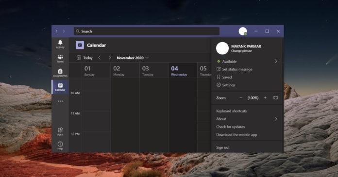 Microsoft Teams получает поддержку нескольких учетных записей, значки похвалы и многое другое
