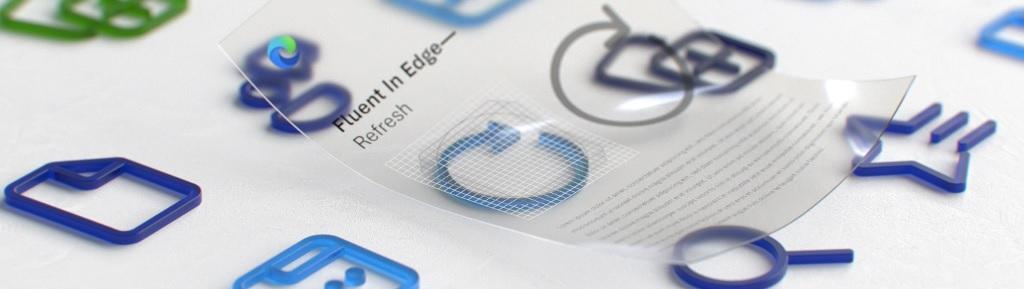 Новые иконки Fluent Design