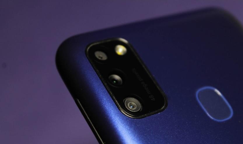 Samsung Galaxy M21 - Камера