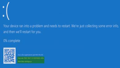 Photo of Синий экран aksfridge.sys после обновления Windows 10