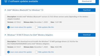 Photo of Windows 10: крупное обновление драйверов Intel, Nvidia, AMD