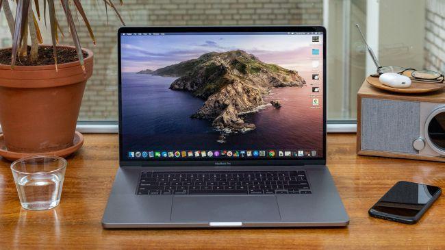 MacBook Pro (16 дюймов, 2019 г.)