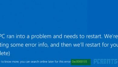 Photo of Ошибка 0xc0000135 в Windows 10 — как исправить
