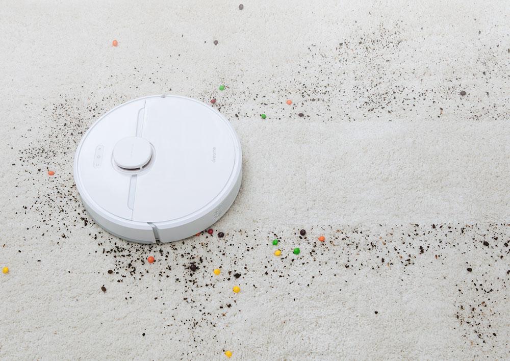 робот пылесос vacuum