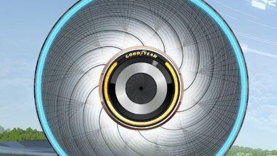 Photo of Goodyear создает технологически умные шины
