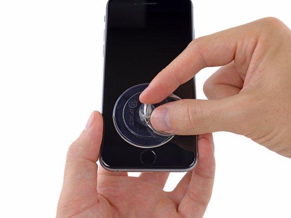 Как открыть iphone 6 без присоски