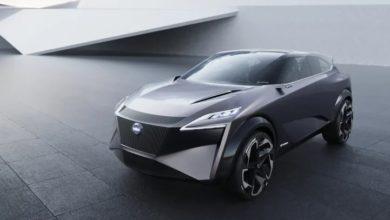 Photo of Nissan IMQ — футуристический концепт