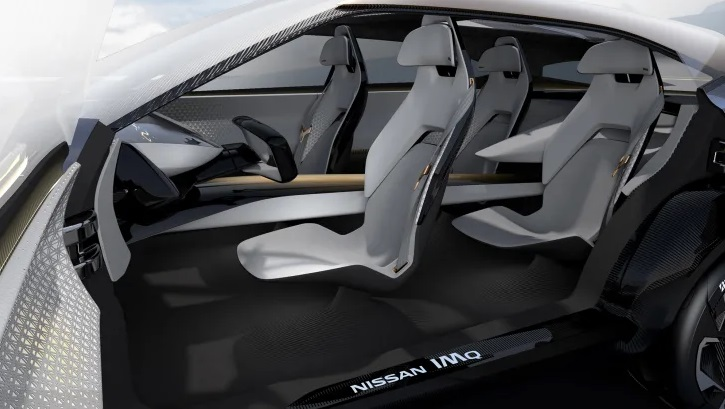 Nissan IMQ двери