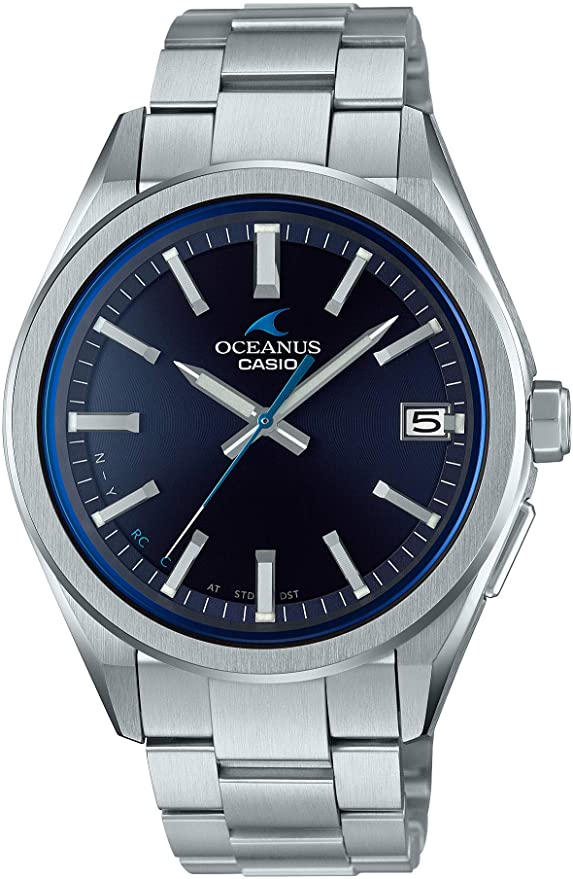 Обзор Casio Oceanus OCW-S100-1AJF