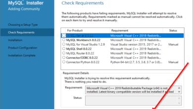 Photo of Как установить и скачать MySQL для Windows 10