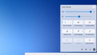 Photo of Первый взгляд на новое обновление дизайна Центра поддержки Windows 10