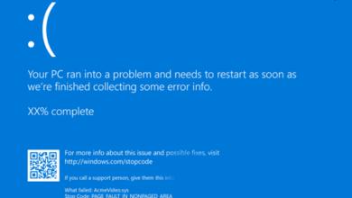 Photo of Исправить ошибку BSOD FaceIt.sys, rzudd.sys или AcmeVideo.sys в Windows 10