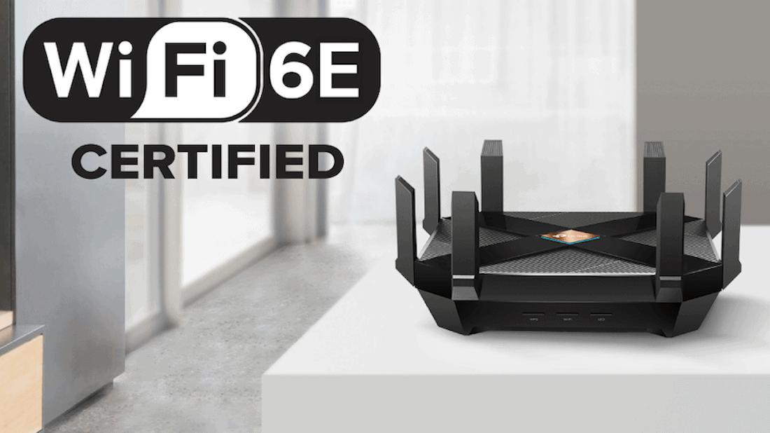 Совместимые роутеры и смартфоны с  Wi-Fi 6E