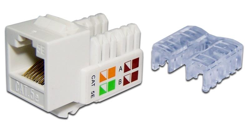 Модуль rj45 - особенности применения