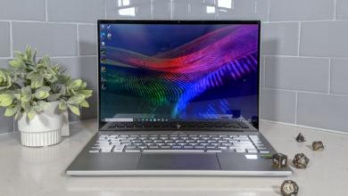Photo of Обзор HP Envy 14 (2021): Медленный SSD и не лучший звук