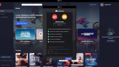 Photo of Приложение EA теперь можно связать с Discord