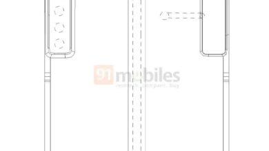Photo of Huawei патентует складной дизайн телефона