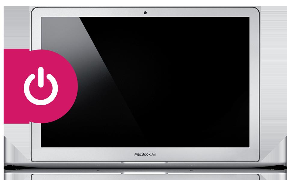 Как включить невключаемое, или когда нужен ремонт MacBook?