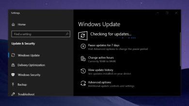 Photo of Обновление для v1909 Windows 10 KB5003169 Build 18363.1556