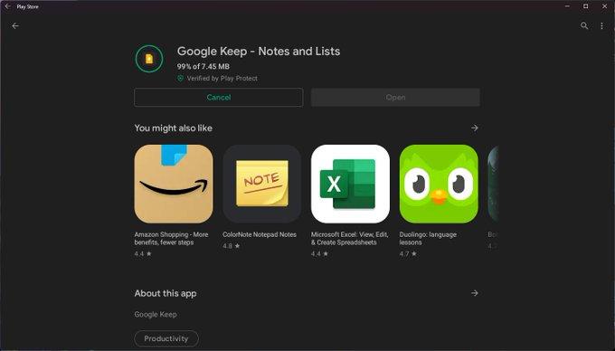 Как установить Google Play в Windows 11