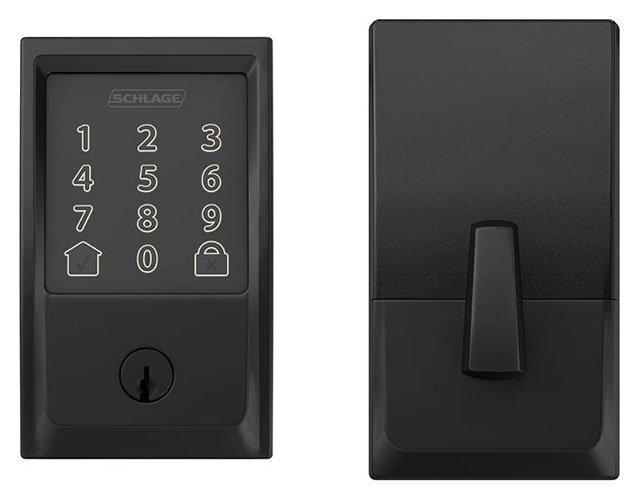 Лучший общий умный замок: Schlage Encode Smart WiFi Deadbolt
