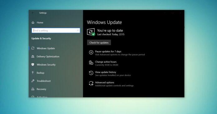 Windows 10 May 2021 Update (версия 21H1)