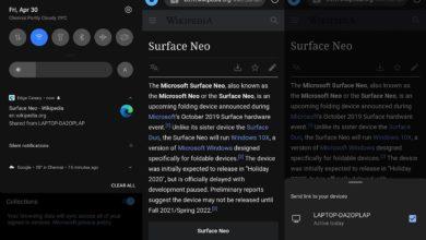 Photo of Microsoft Edge теперь может делиться вкладками с устройствами Windows 10 и Android