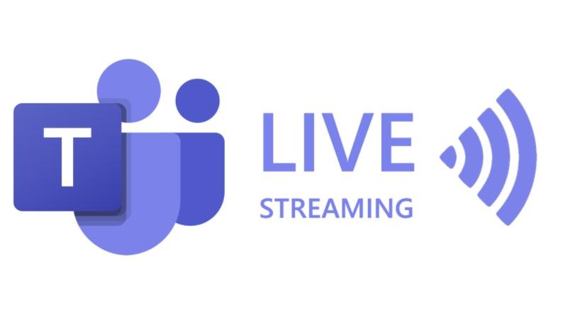 Microsoft Teams live