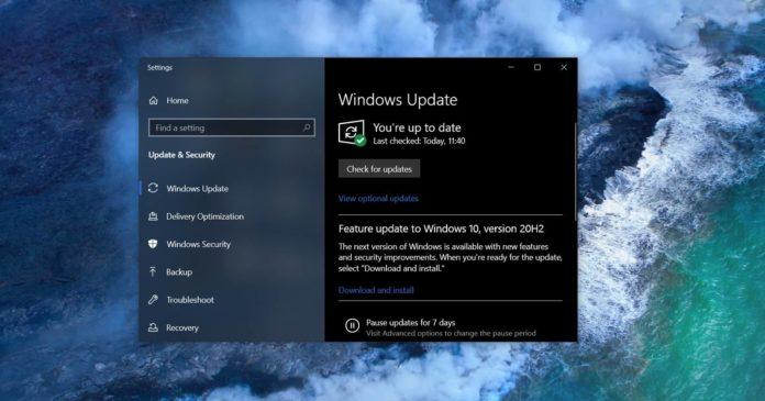 Microsoft начинает тестирование пакета возможностей для Windows 10 21H1