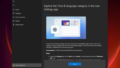 Photo of Microsoft запускает первую версию Windows 11 Bug Bash