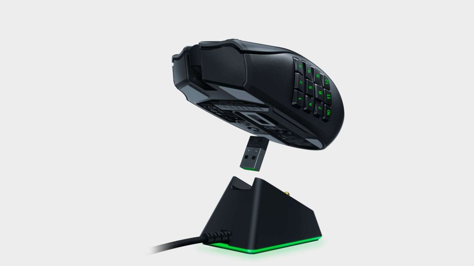 Razer Naga Pro вид сбоку