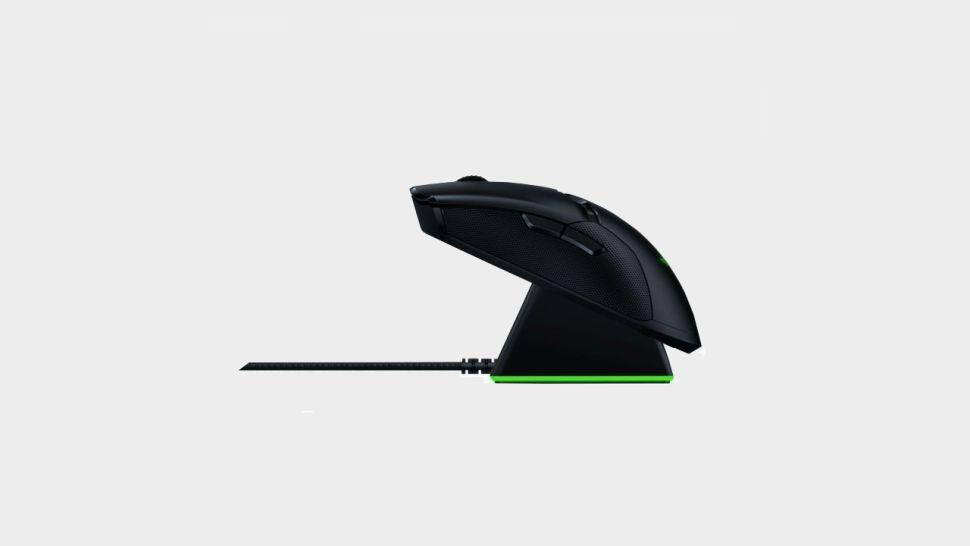 Razer Viper Ultimate Wireless вид сбоку