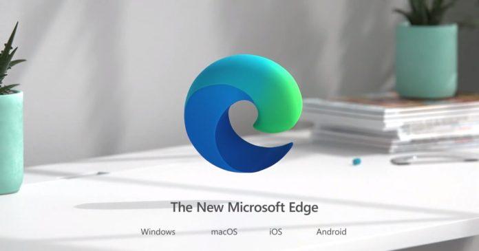 Рост Microsoft Edge