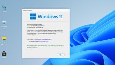 Photo of Симулятор Windows 11 без загрузки ОС