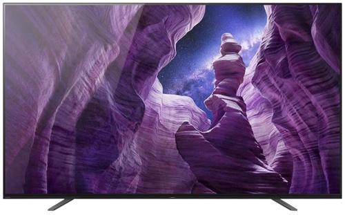 Sony A8H OLED, 55 дюймов