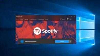 Photo of Обновленное приложение Spotify доступно для Windows 10