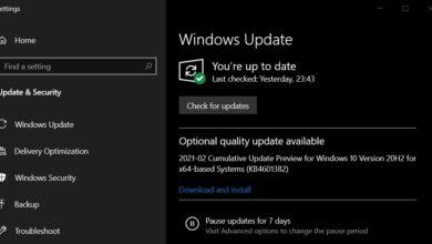 Photo of Скачать Windows 10 KB4601382 20H2: что нового