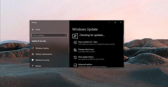 Обновления Windows 10 за май 2021