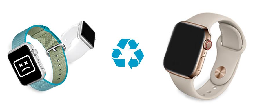 Как обменять б/у Apple Watch на новый: обмен и продажа гаджетов Apple