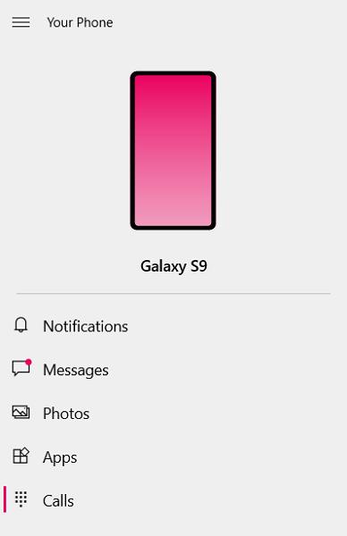 """Особенности приложения """"Ваш телефон"""""""