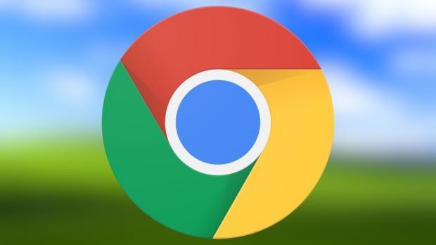 Лого Google Chrome 89