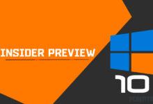 Photo of Microsoft выпускает обновление канала разработчика Windows 10 без новых функций