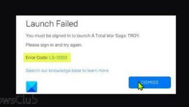 Photo of Исправить код ошибки Epic Games LS-0003 в Windows 10