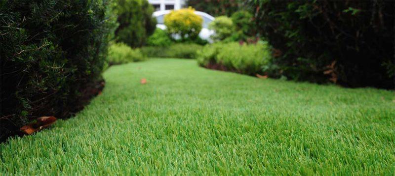 Газон из искусственной травы