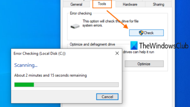 Photo of Код ошибки 0x8100002F резервного копирования в Windows 10