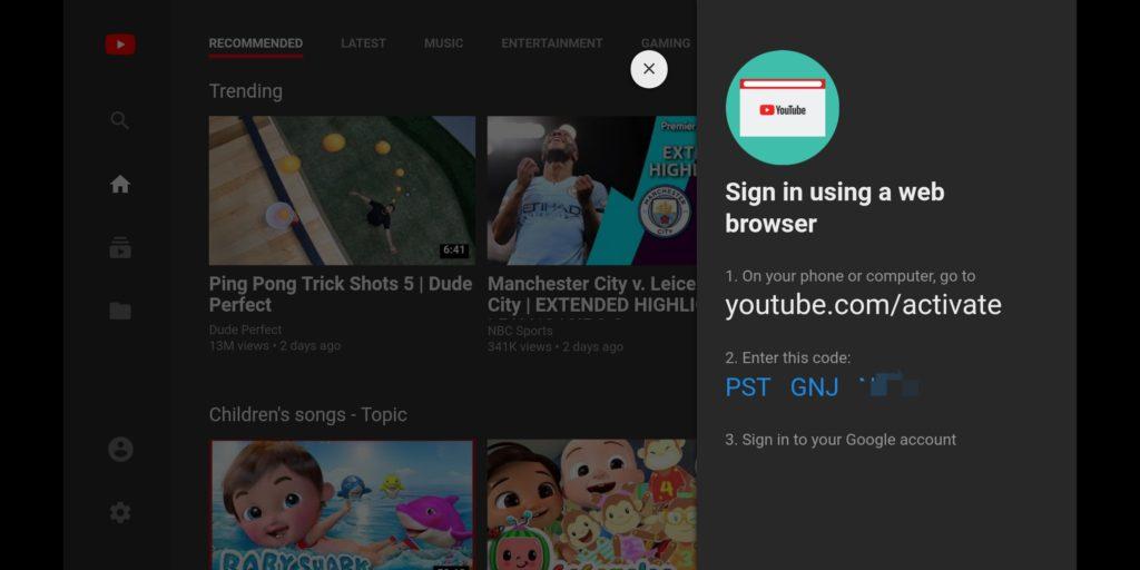 Youtube TV без рекламы на телевизорах c Android
